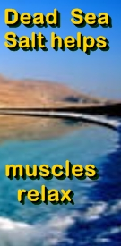 Ormus Minerals Dead Sea Salt Magnesium with Ormus helps muscles relax