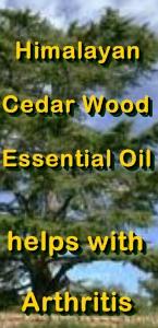 Ormus Minerals Himalayan Cedar Wood Healing Ormus Oil helpsw with Arthritis