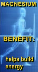 Ormus Minerals Magnesium Benefit - helps build energy