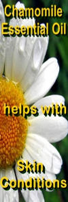 Ormus Minerals - CHAMOMILE EO helps with Skin Conditions