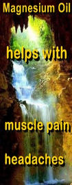 Ormus Minerals - Pain Releasing Magnesium Oil helps with muscle pain and headaches